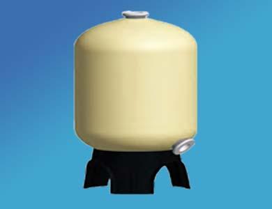 带卸料口玻璃钢树脂罐