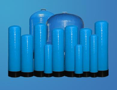 软化树脂罐